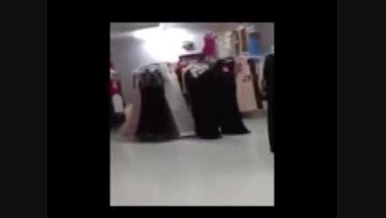 دعوا کردن برای لباس عربها