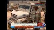 کشف خودروی نظامی رژیم صهیونیستی در سوریه