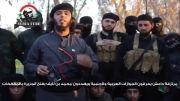 سوریه حروم زاده های داعشی پاچه سعودی را خواهند گرفت