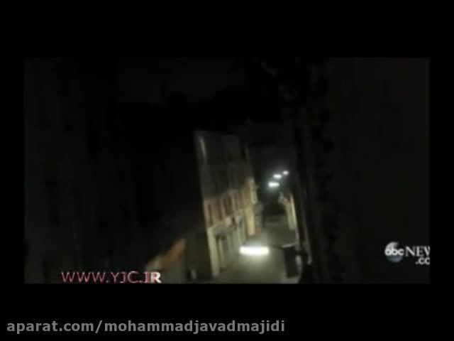 لحظه انفجار اولین زن انتحاری در حملات سالن کنسرت پاریس