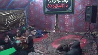 حمله داعش به حسینیه