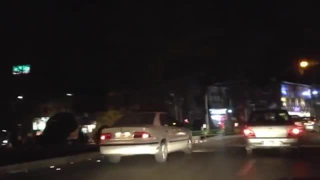 شبهای تهران و روزهای سخت مرتضی پاشایی