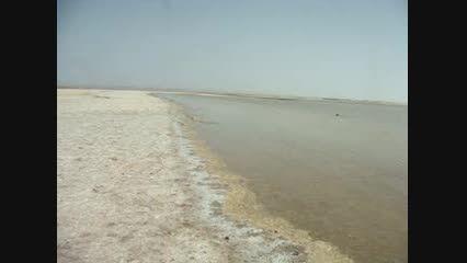 ورود آب به گاوخونی پس از 10 سال