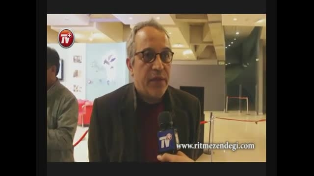 آقای جلیلوند در مراسم رونمایی چهارشنبه 19 اردیبهشت