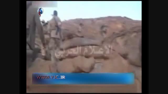 شلیک ده ها موشک به مواضع نظامی سعودی