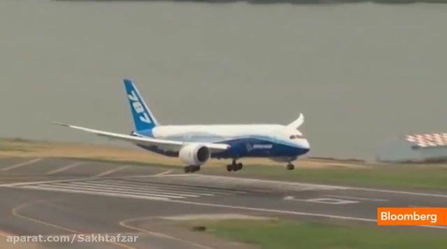 بوئینگ 787 در مقایسه با ایرباس A350