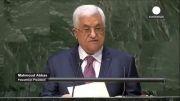 عباس: زمان پایان اشغال فلسطین مشخص شود