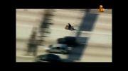تعقیب موتورسوار خلافکار با سرعت 160