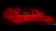 دومین تریلر فیلم Godzilla 2014