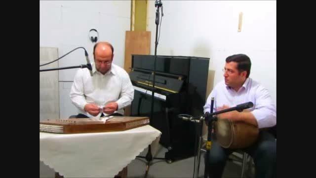 مقدمه شور پایور با سنتور علی نوری و تمبک رضا محمودی