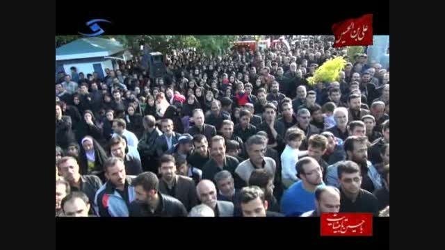 مراسم خیمه سوزان - شهر الوند - قزوین
