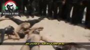 سوریه-کشته شدن ده ها تروریست ارتش آزاد توسط ارتش سوریه