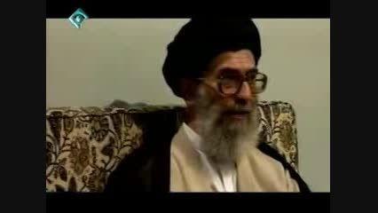 شهیدی که رهبر انقلاب فرمودند:  یادش غالبا با من است