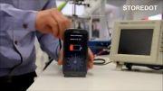 شارژ باتری گوشی هوشمند در 30 ثانیه از صفر به صد درصد