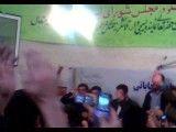 حضور امیر قلعه نویی در ستادهای انتخاباتی رضا رحمانی