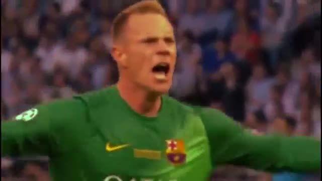 یوونتوس ۱-۳ بارسلونا (فینال لیگ قهرمانان ۲۰۱۵)