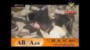 زنده سوزاندن کردهای سوریه توسط تروریست های داعش