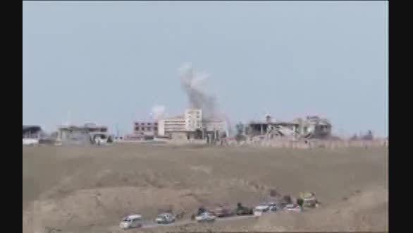 محاصره تدریجی داعش در استان الانبار عراق