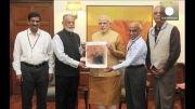 انتشار تصاویر مریخ توسط دولت هند
