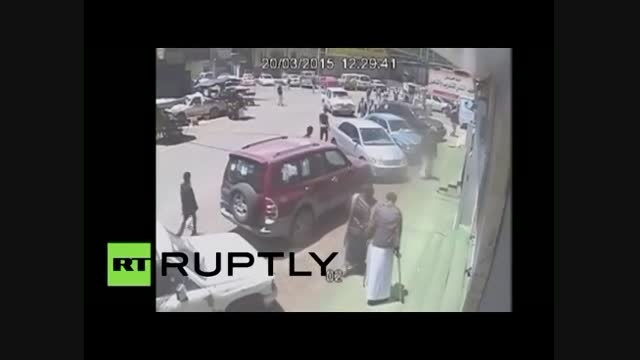 تصویر عامل انتحاری در یمن