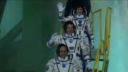 مراسم روز شکرگذاری در ایستگاه فضایی بین المللی