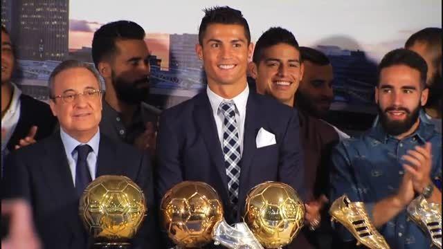 رونالدو برترین گلزن تاریخ رئال مادرید