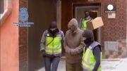 بازداشت هفت تن در اسپانیا به اتهام عضویت در داعش
