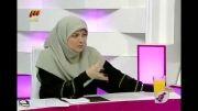 سپیده خداوردی و متین ستوده بازیگران سریال پروانه در گلخانه4