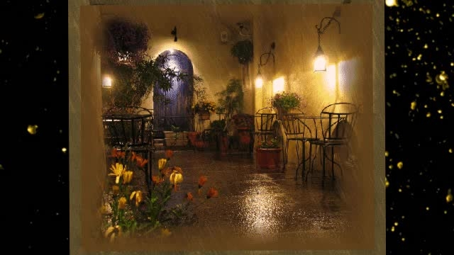 باران...غمگین