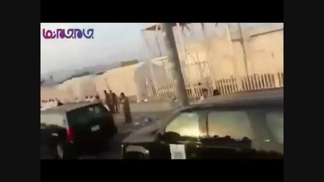 کاروان شاهزاده سعودی.حادثه جنایت منا فیلم گلچین صفاسا
