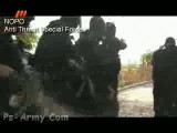 درگیری نیروی ویژه با اشرار