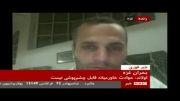تلوزیون ملکه نگران نان شب مردم غزه!!!