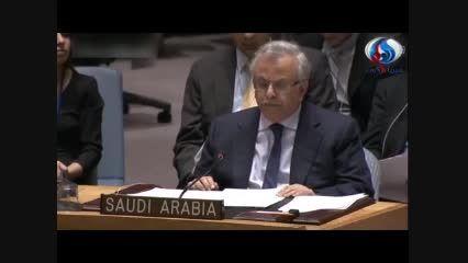 """پاسخ کوبنده نماینده سوریه به """"جاهلیت سیاسی"""" عربستان"""