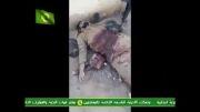 اجساد منفجر شده سربازان داعش