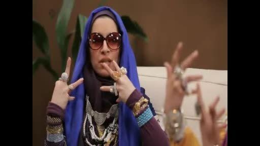 کلیپ دیدنی خوشبخت ترین و ثروتمند ترین خانم ها در ایران
