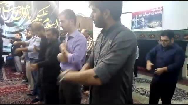 مراسم شهادت امام محمد باقر (ع).شب دوم