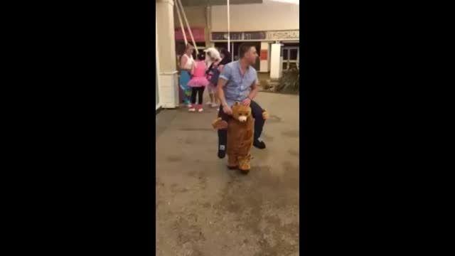 کولی گرفتن از خرس