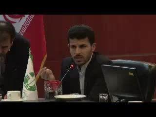 اعتراض به سازمان محیط زیست در زمینه ریزگردها خوزستان