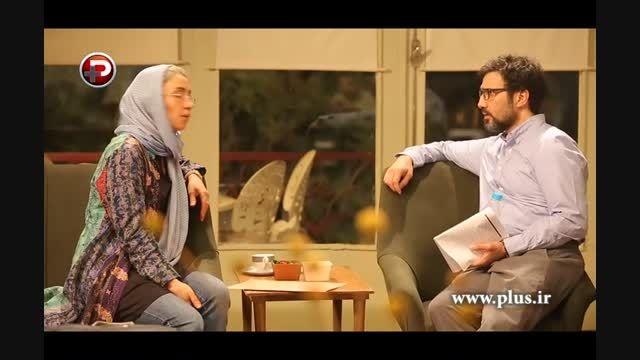 اولین ویدئو از پشت صحنه فیلم هدیه تهرانی ومحمدرضا فروتن