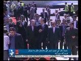 فیلم ورود بان کی مون به تهران برای شرکت در اجلاس غیر متعهد ها