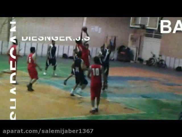 مسابقات دهه فجر بسکتبال شادگان
