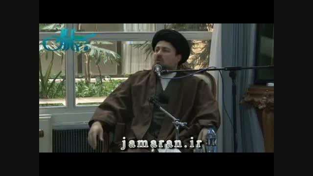 سخنرانی یادگار امام در دیدار جمعی از هنرمندان پیشکسوت