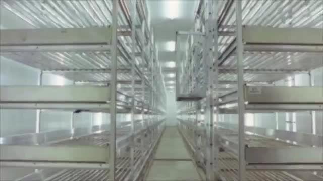 اتاق های کشت توسعه یافته توسط شرکت دالسم