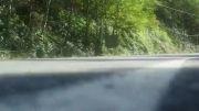 رانندگی با پورشه از دریای سیاه تا دریای خزر