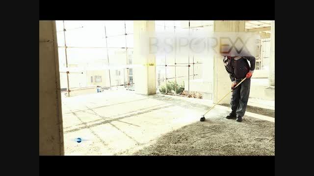 آموزش جامع دیوار چینی با بلوکنکات اجرایی ساخت دیوار با بلوک های Siporex