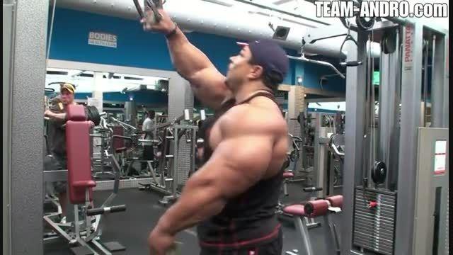 پشت بازو ضربدری کابلی