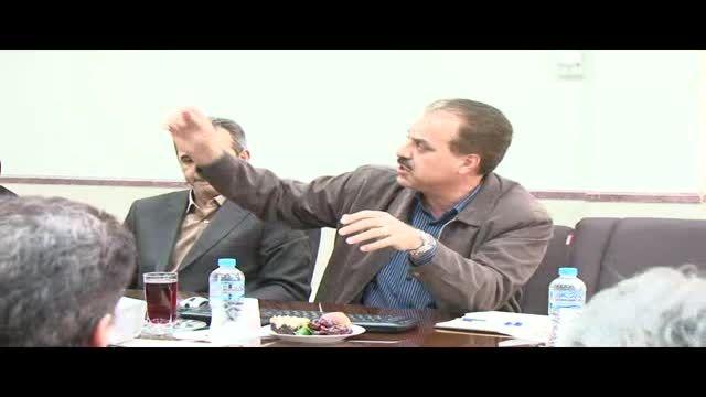 بازدید قائم مقام وزیر از پژوهشگاه صنعت نفت