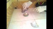 آموزش جلا دادن به فلزات(با مواد ساده)