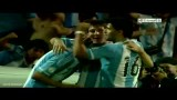 مسی فرشته نجات آرژانتین
