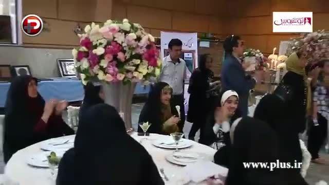 سورپرایز ویژه برای جشن عروسی